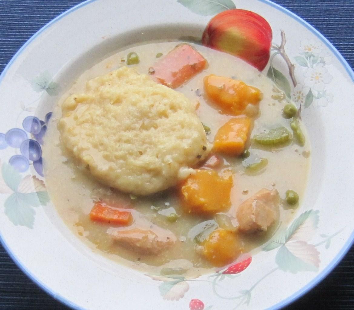 how to make dumplings for stew