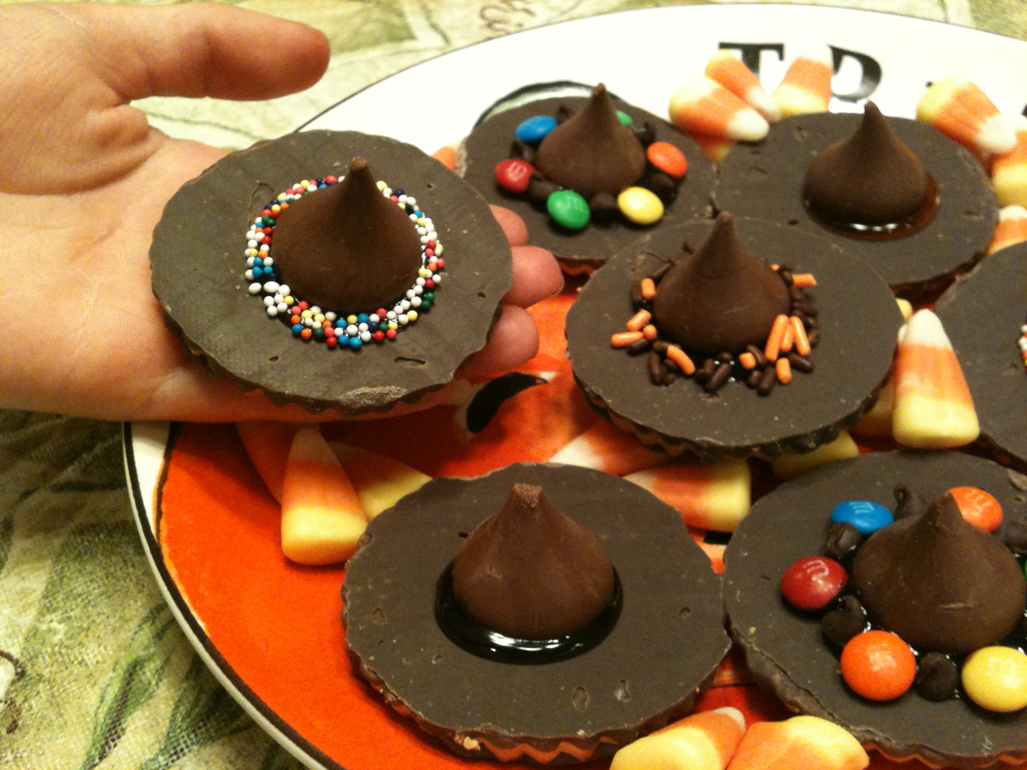 Last Minute No Bake Halloween Treats Juggling With Julia