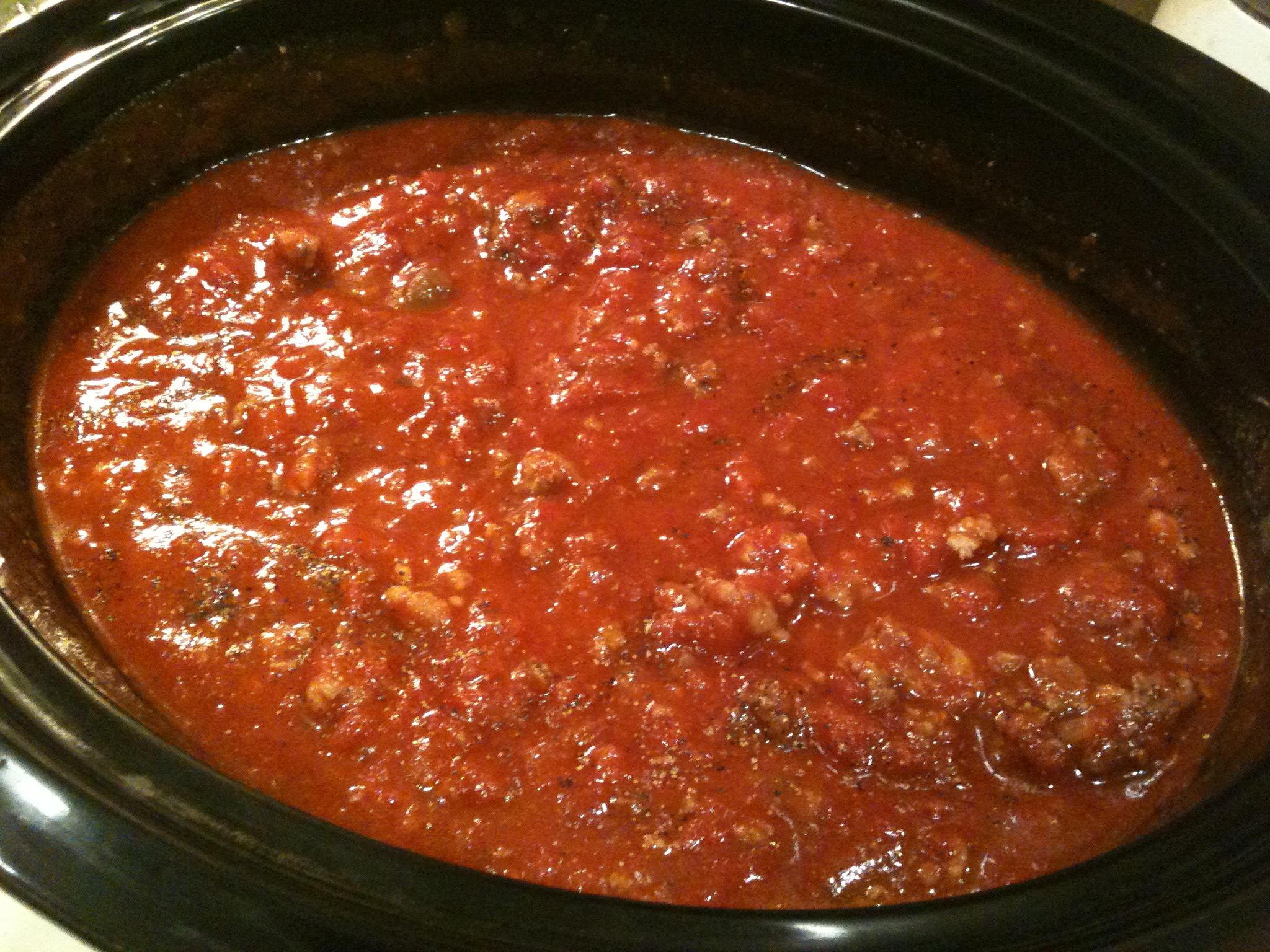 Grandma's Meat Sauce Recipe - Allrecipes.com